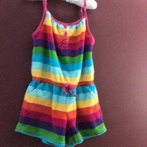Baby Gap Little Girl's Beach Coverup size 5T